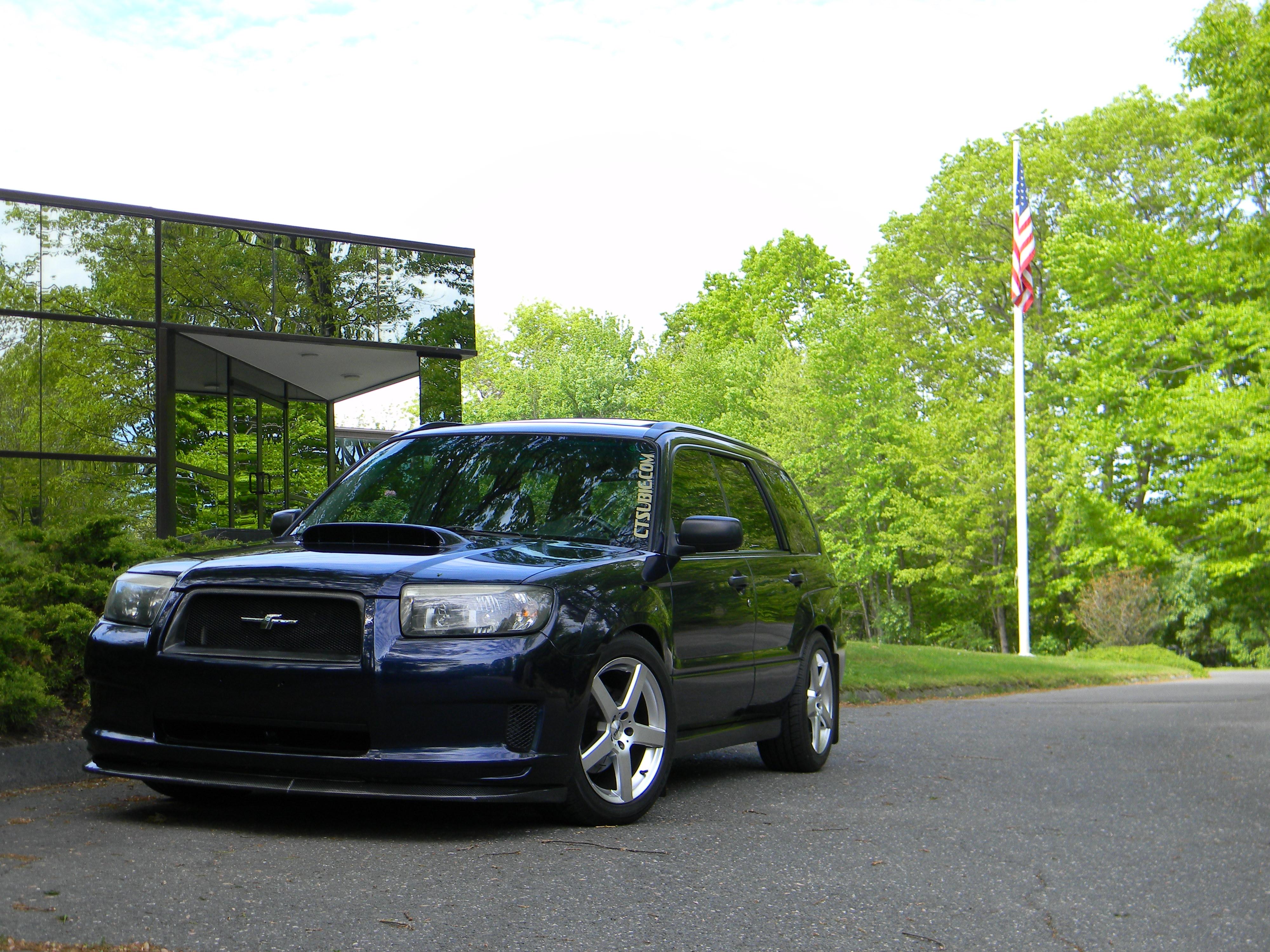 2012 Subaru Forester Throttle Body