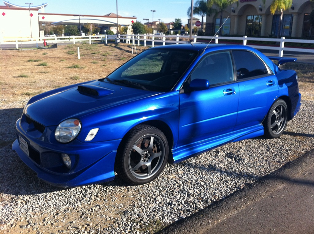 Any Gd With 74f Rally Blue Pearl Color Nasioc